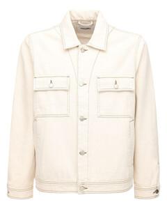 Organic Cotton Denim Jacket