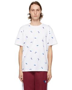 SSENSE发售白色Puma联名All Over T恤