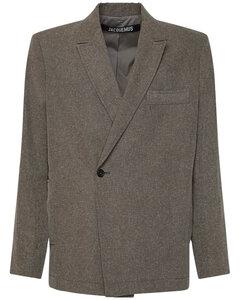 Le Novi Linen & Viscose Jacket