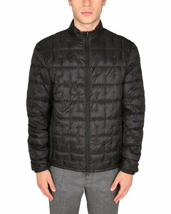 Logo Quilted Jacket