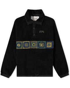 Button Down Check Overshirt