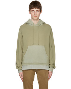 Quilted-Panel Puffer Gilet