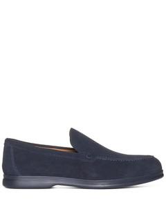 白色Mid Star高帮运动鞋