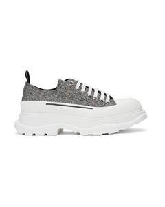 黑色&白色Tread Slick运动鞋