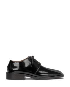 黑色1460 Pascal踝靴