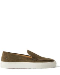 Men's Summit Slide Sandals - White