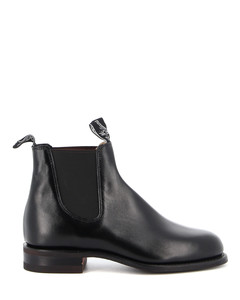 Comfort Turnout leather ankle boots
