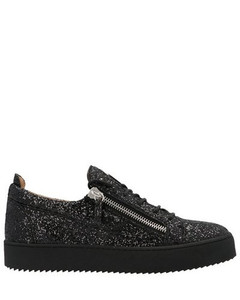 Rantulow Orlato pink leather sneakers