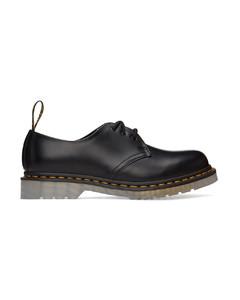 黑色1461 Iced牛津鞋