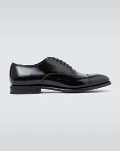 Pamington leather Oxford shoes