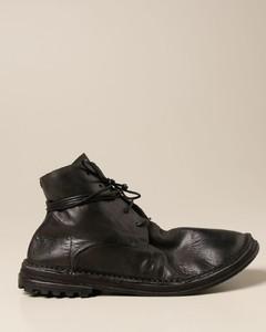 Fungaccio ankle boots in nubuck leather