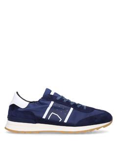 Flat Shoes Blue