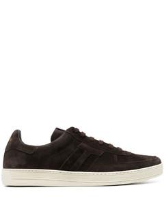 Wing Sneaker in Blue,White