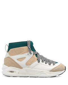 Bane crystal trim loafers