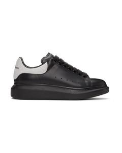 SSENSE发售黑色亮片阔型运动鞋