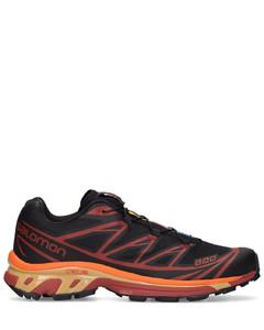 Desert Coal绒面革靴子