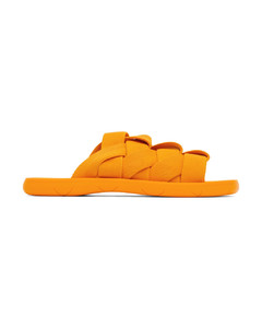 Collapsible-Heel Suede and Leather Espadrilles