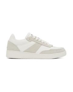白色&绿色Ultraboost DNA运动鞋
