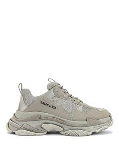 Triple S Sneaker in Grey