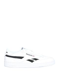 Replica paint splatter-effect low-top sneakers