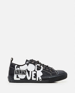 Garavani Giggies Lovers Language low-top sneaker