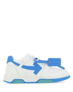 Two-tone leather Out Of Office sneakers