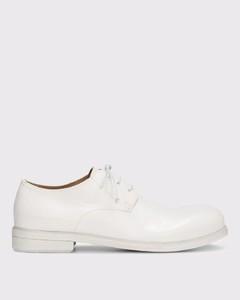 Black leather low-top sneakers from alexander mcqueen