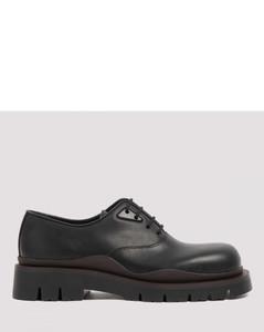Tire Lace-Up Shoes