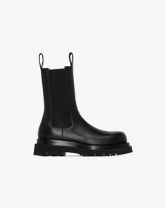 The Lug Leather Chelsea Boots