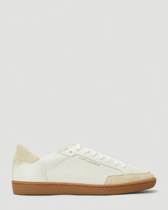 SL/10 Court Classic Sneakers in White