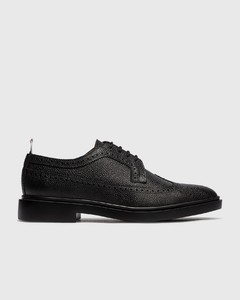 Classic Longwing Brogue with Lightweight Rubber Sole