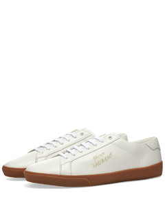 SL06 Court Leather Signature Sneaker