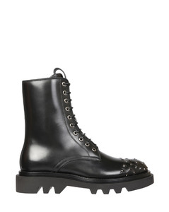 COMBAT BOOTS WITH STUDS