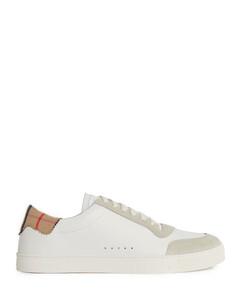 Irregular sole sneakers