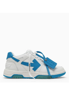 White/blue Out Of Office sneakers