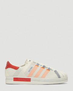 CG Superstar Sneakers in Red