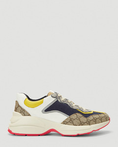 H576 leather loafers