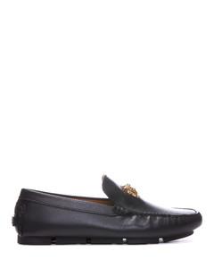 High-Top Sneakers SKEL calfskin