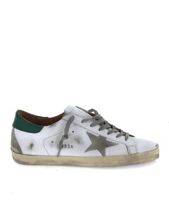 Golden gosse super-star classic sneakers in leather