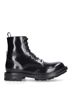 Ankle boots WORKER BOOTS calfskin