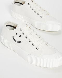 Isamu白色运动鞋