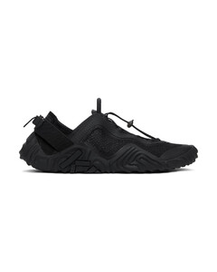 黑色Sport Wave运动鞋