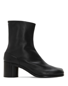 60mm Tabi Leather Boots