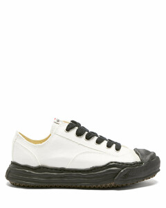 Hank canvas trainers