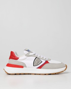 MEN'S 453291765108 BLUE POLYESTER SNEAKERS