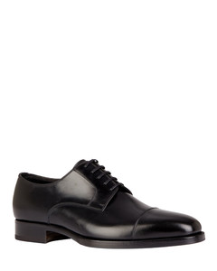 Leather Gianni Derby Shoes