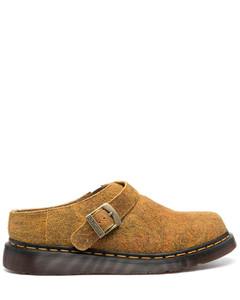 黑色Karligraphy切尔西踝靴