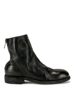 BACK ZIP靴子