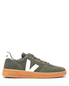 V-10 suede trainers
