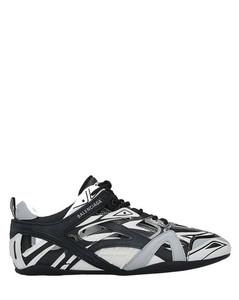 Drive Sneakers Black/White